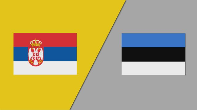 Serbia vs. Estonia (FIBA World Cup Qualifier)
