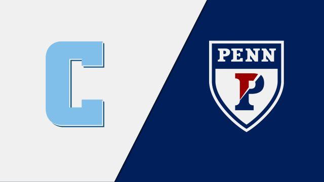In Mandarin-Columbia vs. Pennsylvania (M Basketball)