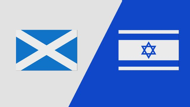 Scotland vs. Israel (UEFA Nations League)