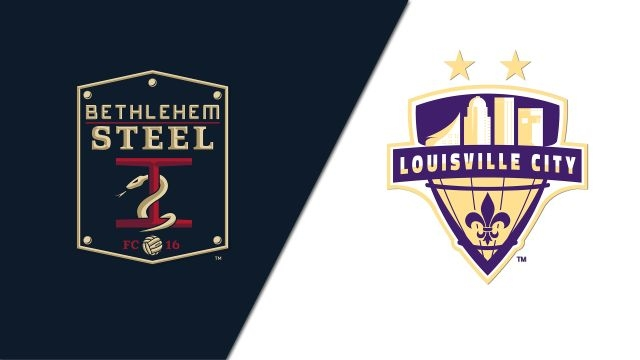 Bethlehem Steel FC vs. Louisville City FC (USL Championship)