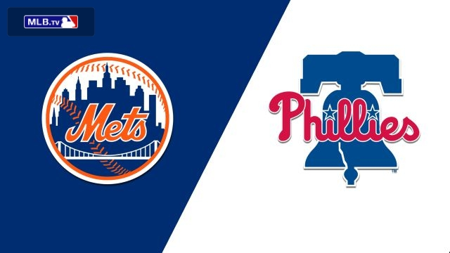 New York Mets vs. Philadelphia Phillies