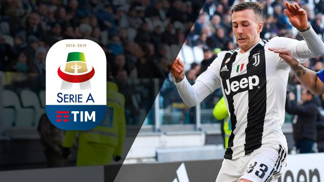 Mon, 12/31 - Serie A Full Impact: Juventus wraps up a solid 2018