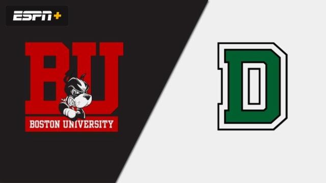 Boston University vs. #18 Dartmouth (W Lacrosse)