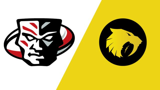 Houston SaberCats vs. Utah Warriors