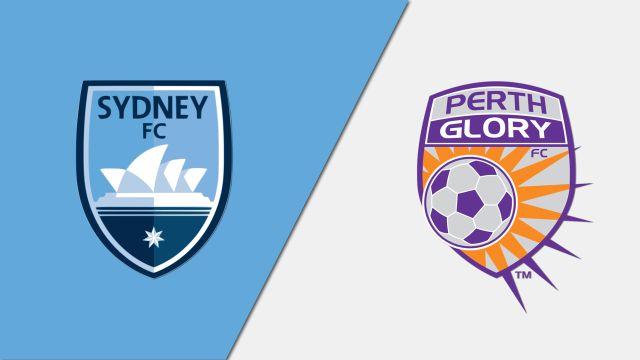 Sydney FC vs. Perth Glory (Final) (W-League)