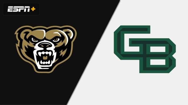 Oakland vs. Green Bay (M Soccer)