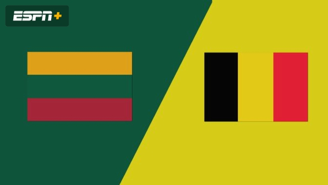 Lithuania vs. Belgium