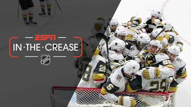 Wed, 4/18 - In the Crease