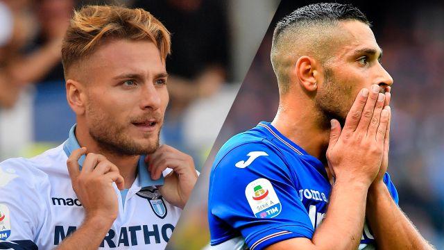 Lazio vs. Sampdoria