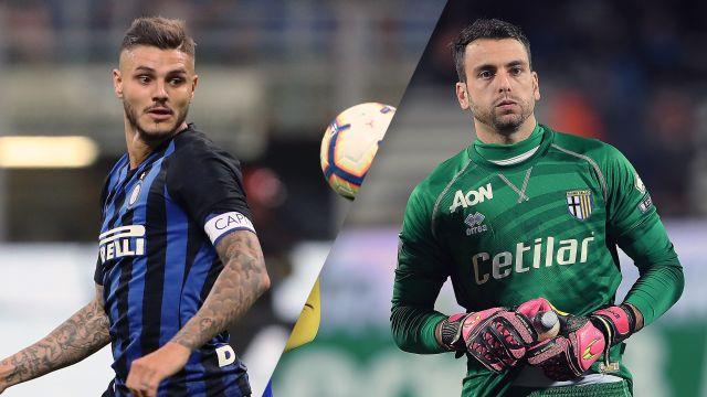 Internazionale vs. Parma (Serie A)