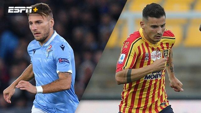 Lazio vs. Lecce (Serie A)
