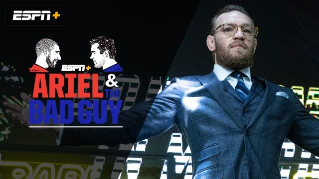 Wed, 12/4 - Ariel and the Bad Guy: Previewing McGregor's return