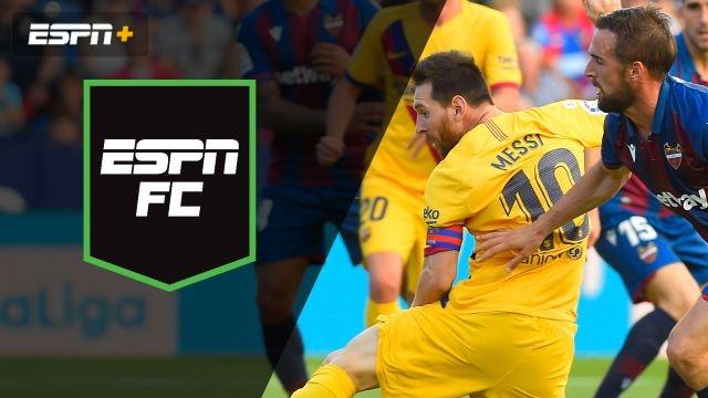 Sat, 11/2 - ESPN FC: La Liga round up