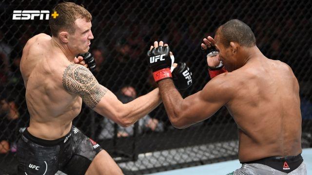 In Spanish - UFC Fight Night: Jacare vs. Hermansson (Main Event)