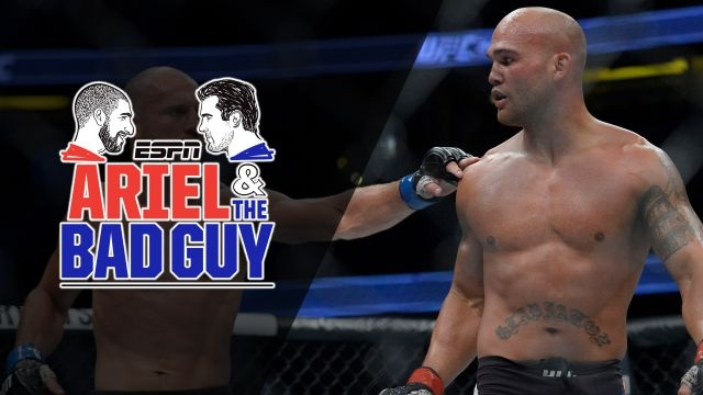 Wed, 5/22 - Ariel and the Bad Guy: Who's next for Robbie Lawler?