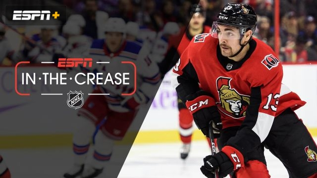 Sat, 11/23 - In the Crease: Senators look to stay hot