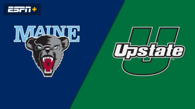 Maine vs. USC Upstate (Softball)
