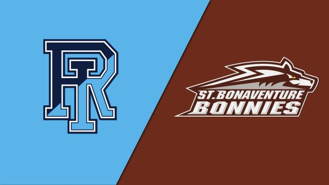 Rhode Island vs. St. Bonaventure (W Basketball)