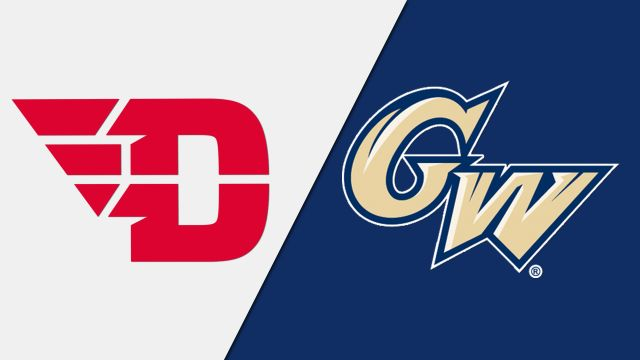 Dayton vs. George Washington (W Soccer)