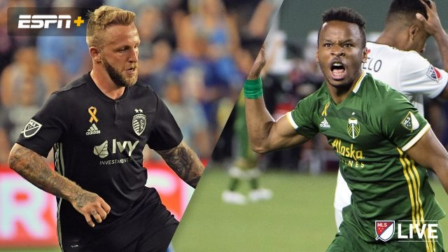 Sporting Kansas City vs. Portland Timbers (MLS)