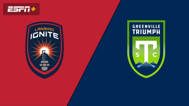 Lansing Ignite FC vs. Greenville Triumph SC (Semifinal) (USL League One)