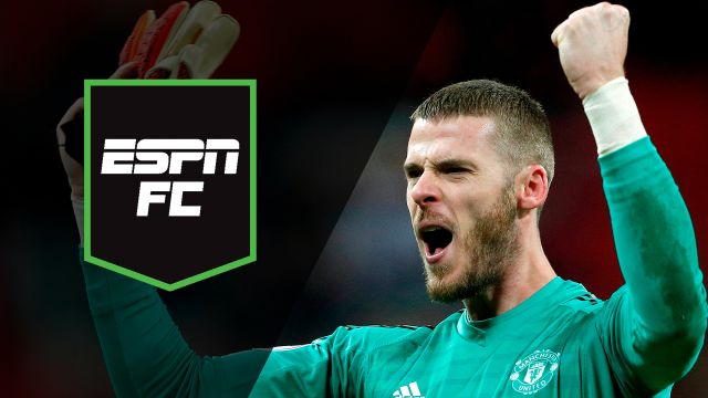 Sun, 1/13 - ESPN FC: De Gea saves United