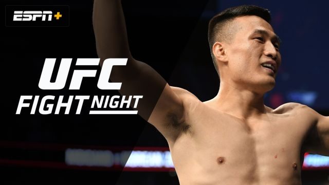 UFC Fight Night Post Show: Moicano vs. The Korean Zombie