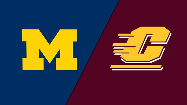 Michigan vs. Central Michigan
