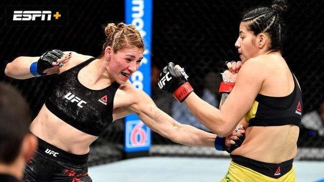 Ketlen Vieira vs. Irene Aldana (UFC 245)