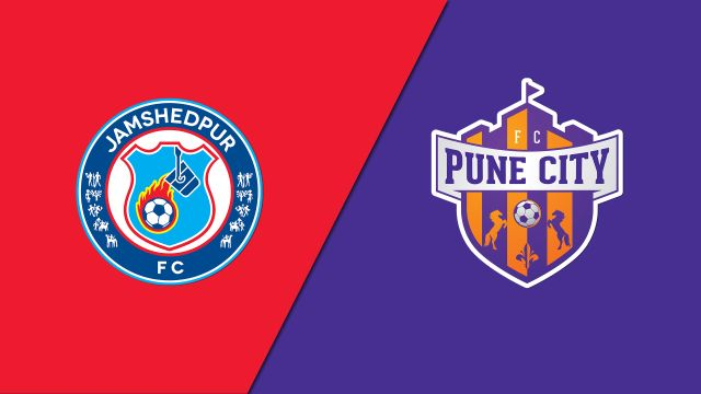 Jamshedpur FC vs. FC Pune City (Indian Super League)