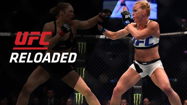 UFC 193: Rousey vs. Holm
