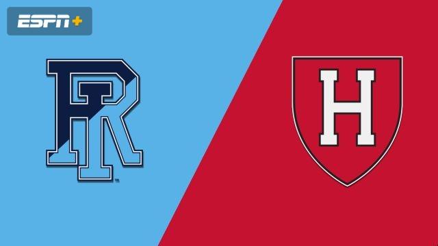 Rhode Island vs. Harvard (W Basketball)