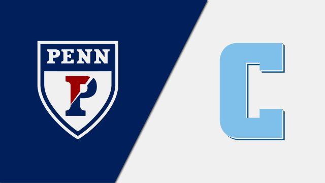#12 Pennsylvania vs. Columbia (W Lacrosse)