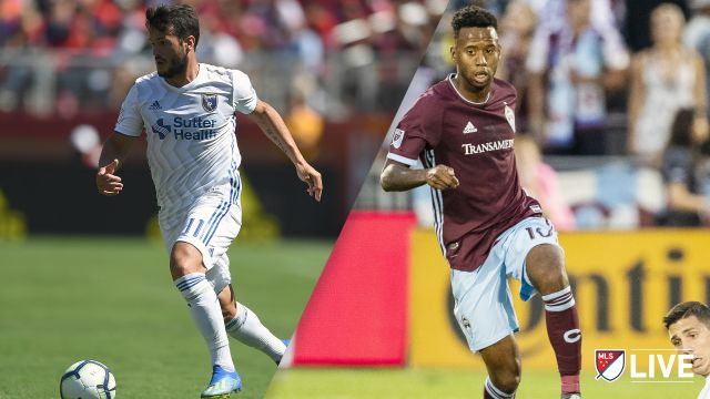 San Jose Earthquakes vs. Colorado Rapids