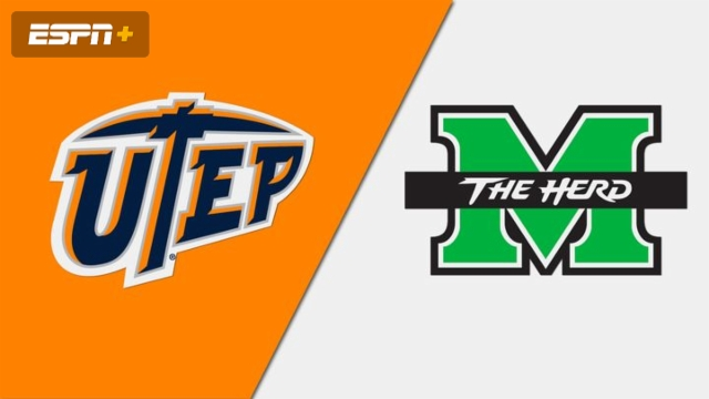 UTEP vs. Marshall (First Round, Game 4)