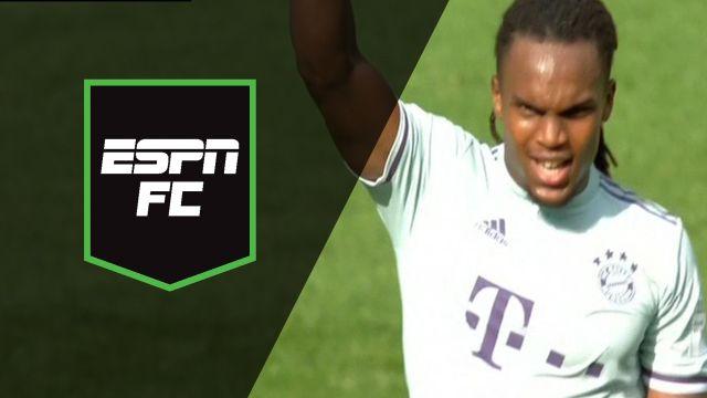 Sat, 7/21 - ESPN FC