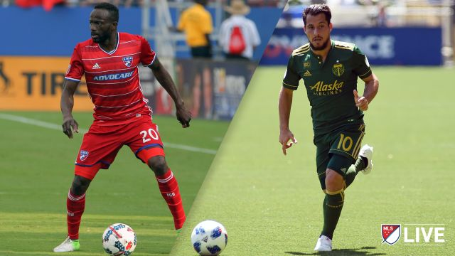 FC Dallas vs. Portland Timbers