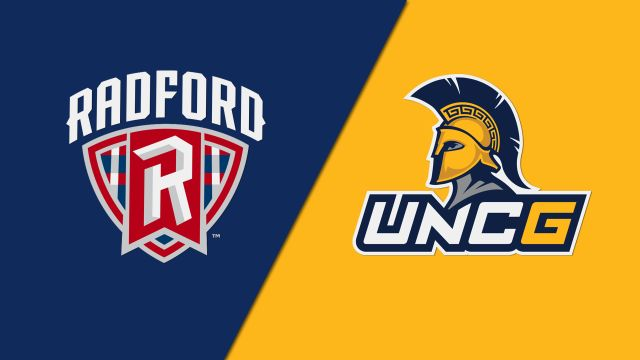 Radford vs. UNC-Greensboro (M Basketball)