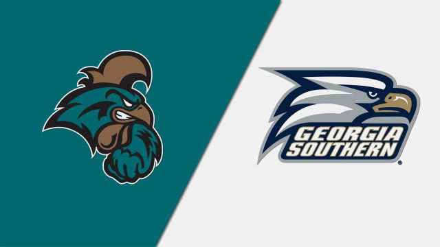 Coastal Carolina vs. Georgia Southern (Softball)