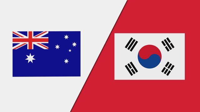 Australia vs. South Korea (International Friendly)
