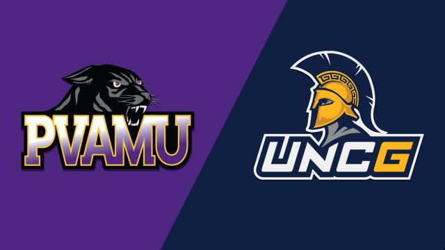 Prairie View A&M vs. UNC Greensboro (M Basketball)