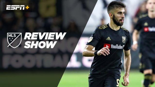 Mon, 7/8 - MLS Review: LAFC reassert dominance