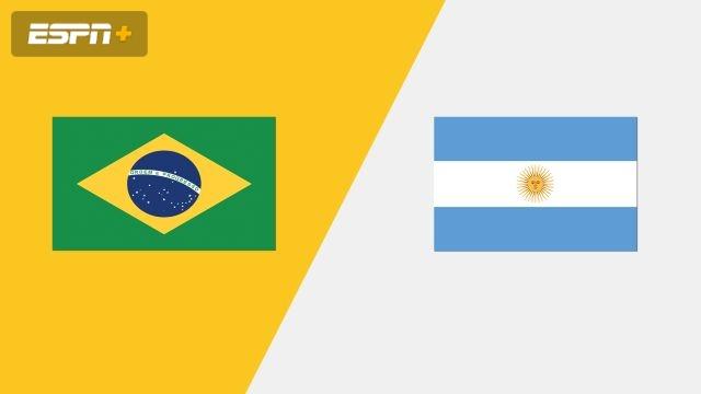 Brazil vs. Argentina (Group Phase)