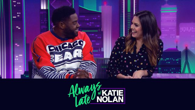 Wed, 12/5 - Always Late w/ Katie Nolan: Special guest Ron Funches