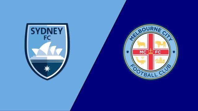 Sydney FC vs. Melbourne City FC (A-League)