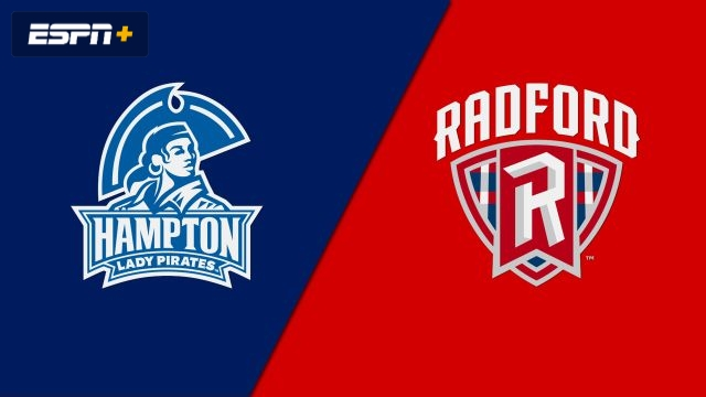 Hampton vs. Radford (W Soccer)