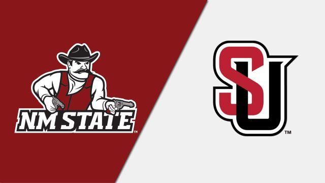 New Mexico State vs. Seattle (M Basketball)