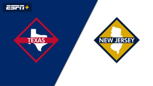 Texas vs. New Jersey (Pool A - Game 1)
