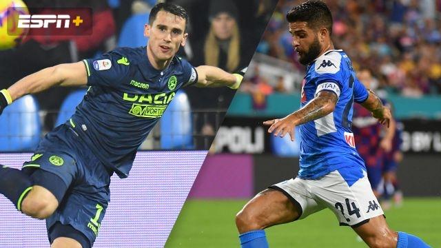 Udinese vs. Napoli (Serie A)