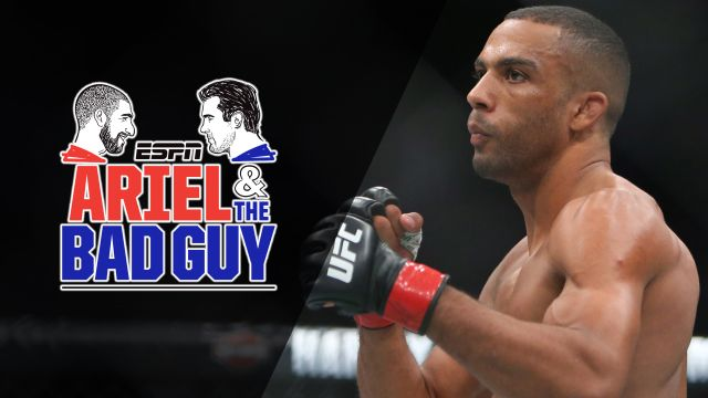 Wed, 3/27 - Ariel and the Bad Guy: Previewing Barboza vs. Gaethje